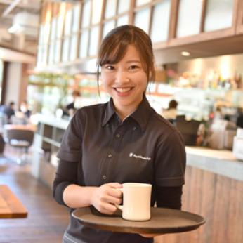 明るい対応ができる方や、カフェが好きな方歓迎!地域の皆様に愛されるお店を一緒につくっていきませんか?