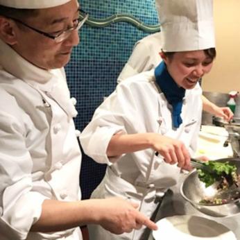 普段の生活にも役立つ、調理スキルが身につけられるお仕事!未経験からのチャレンジも応援します。